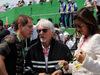 GP BRASILE, 17.11.2019 - Gara, Bernie Ecclestone (GBR) e Fabiana Flosi (BRA), Wife of Bernie Ecclestone
