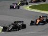 GP BRASILE, 17.11.2019 - Gara, Kevin Magnussen (DEN) Haas F1 Team VF-19 e Lando Norris (GBR) Mclaren F1 Team MCL34