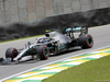 GP BRASILE, 16.11.2019 - Free Practice 3, Valtteri Bottas (FIN) Mercedes AMG F1 W010