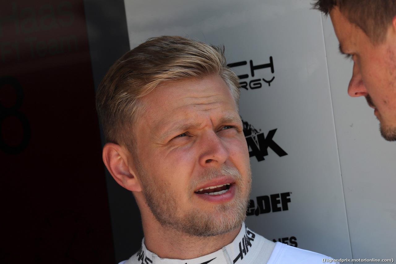 GP CANADA, 09.06.2019 - Gara, Kevin Magnussen (DEN) Haas F1 Team VF-19
