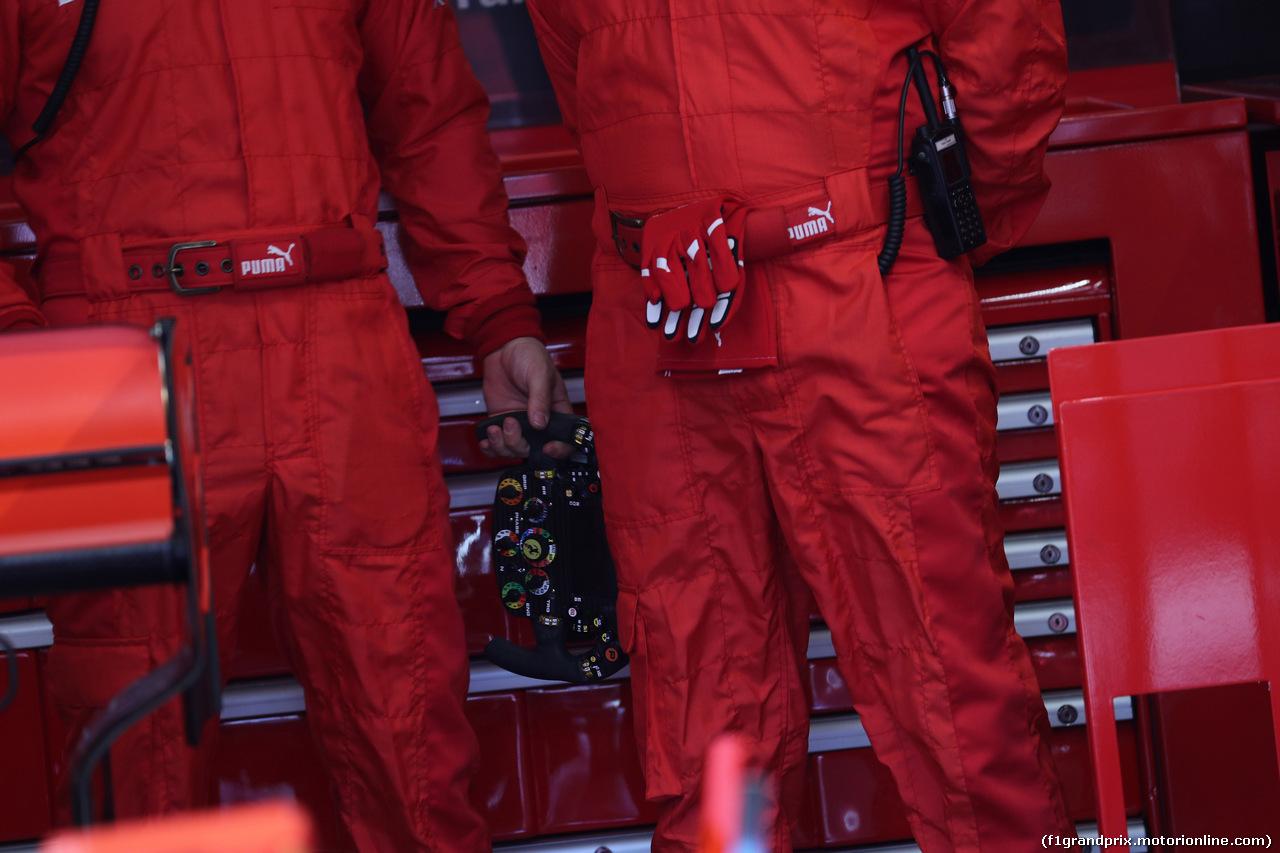 GP CANADA, 09.06.2019 - Gara, Ferrari meccanici