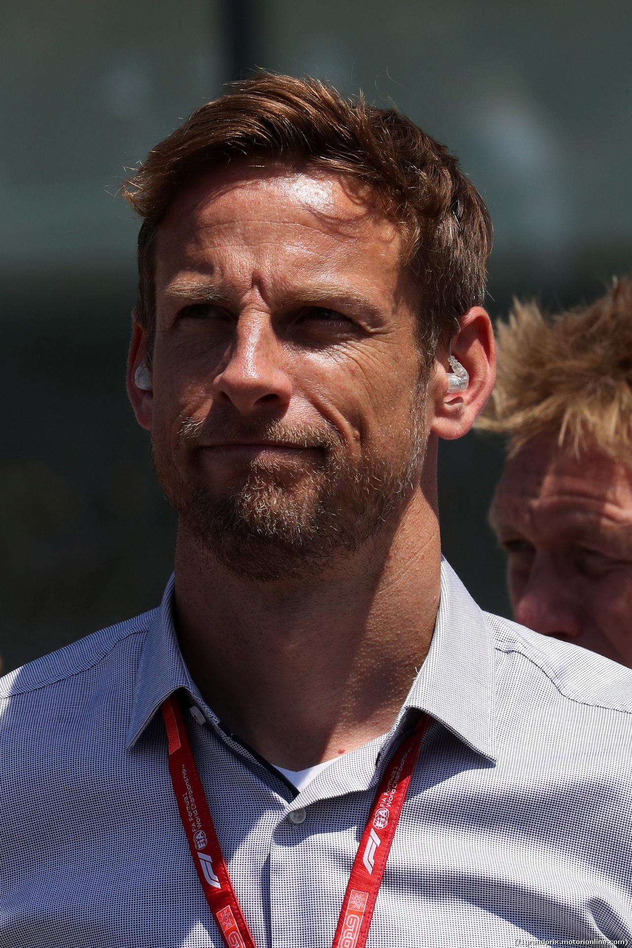 GP CANADA, 09.06.2019 - Gara, Jenson Button (GBR) McLaren MCL32
