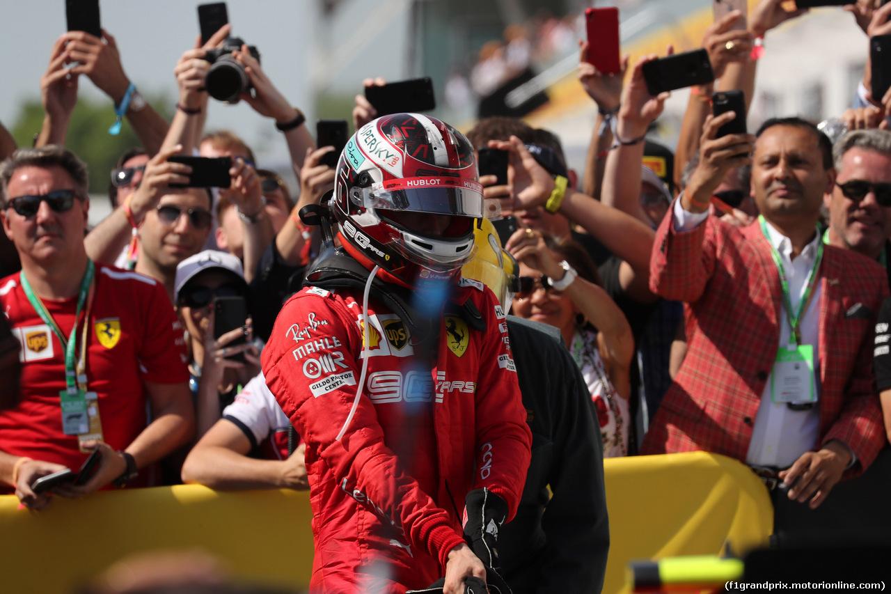 GP CANADA, 09.06.2019 - Gara, 3rd place Charles Leclerc (MON) Ferrari SF90