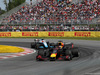 GP CANADA, 09.06.2019 - Gara, Max Verstappen (NED) Red Bull Racing RB15 davanti a Robert Kubica (POL) Williams Racing FW42