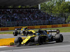 GP CANADA, 09.06.2019 - Gara, Daniel Ricciardo (AUS) Renault Sport F1 Team RS19 davanti a Nico Hulkenberg (GER) Renault Sport F1 Team RS19