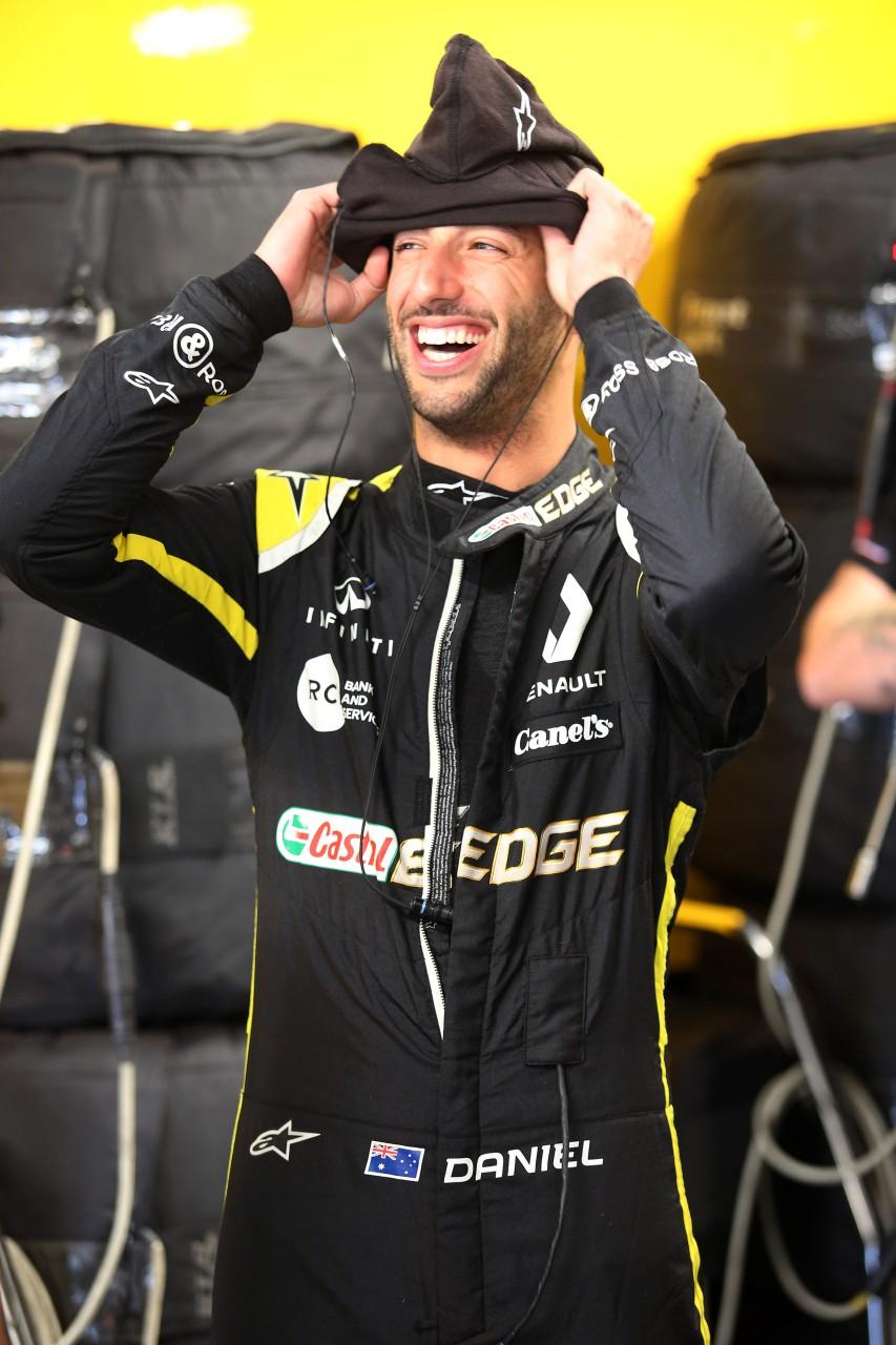 GP CANADA, 07.06.2019 - Prove Libere 2, Daniel Ricciardo (AUS) Renault Sport F1 Team RS19