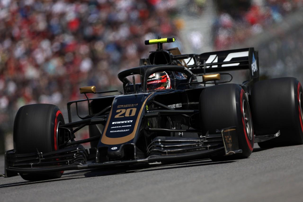 GP CANADA, 07.06.2019 - Prove Libere 2, Kevin Magnussen (DEN) Haas F1 Team VF-19