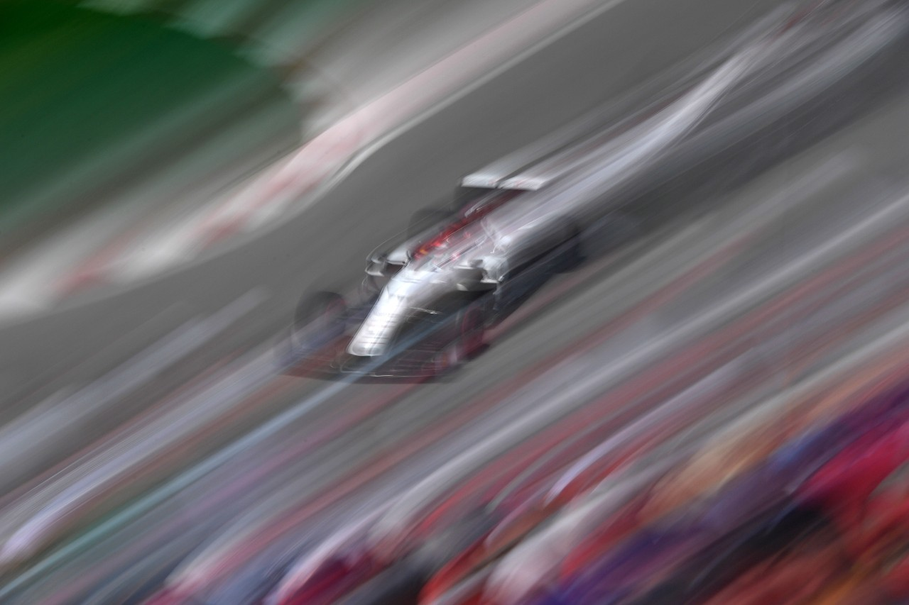 GP CANADA, 07.06.2019 - Prove Libere 1, Kimi Raikkonen (FIN) Alfa Romeo Racing C38