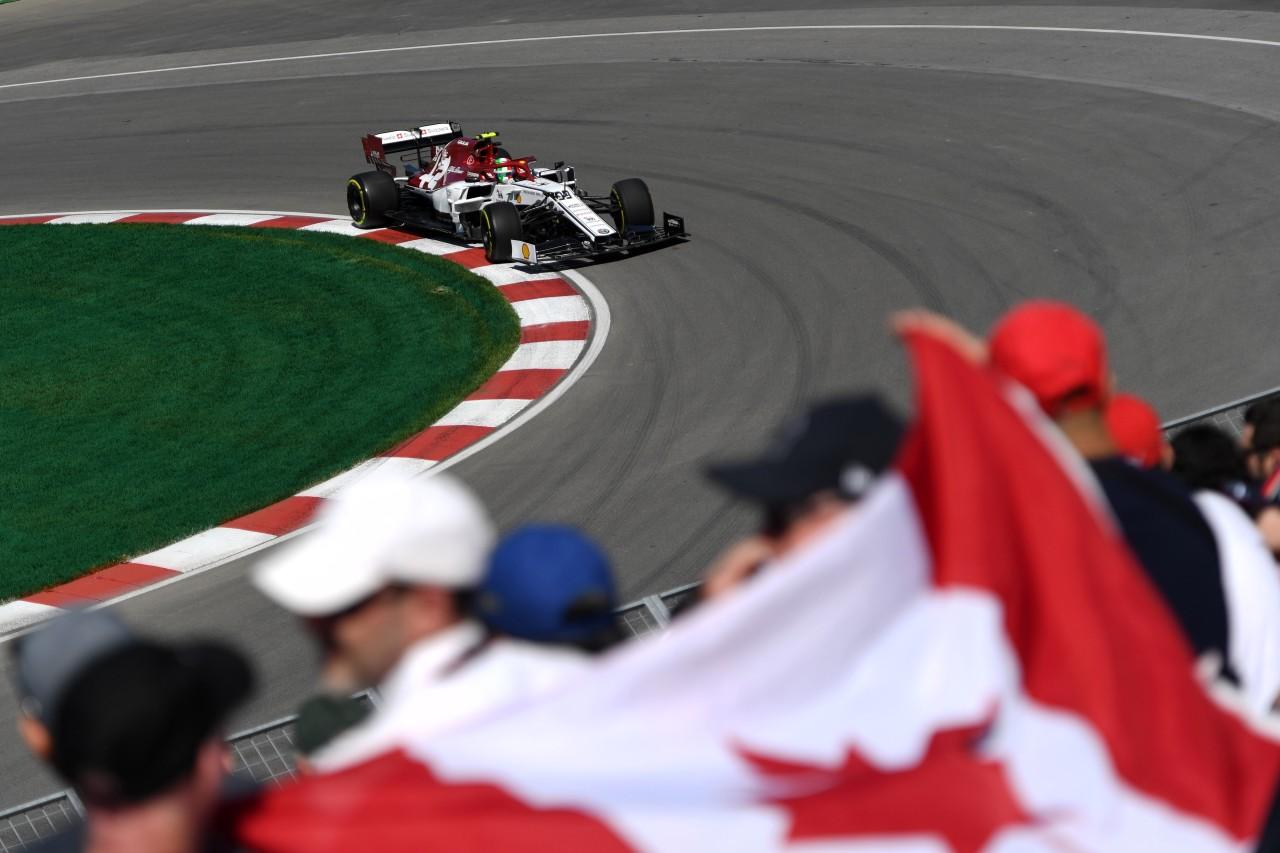 GP CANADA, 07.06.2019 - Prove Libere 1, Antonio Giovinazzi (ITA) Alfa Romeo Racing C38