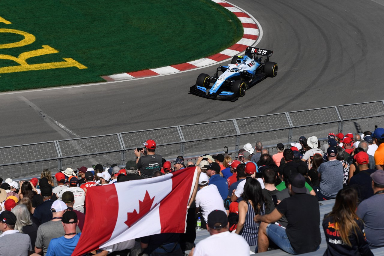 GP CANADA, 07.06.2019 - Prove Libere 1, George Russell (GBR) Williams Racing FW42