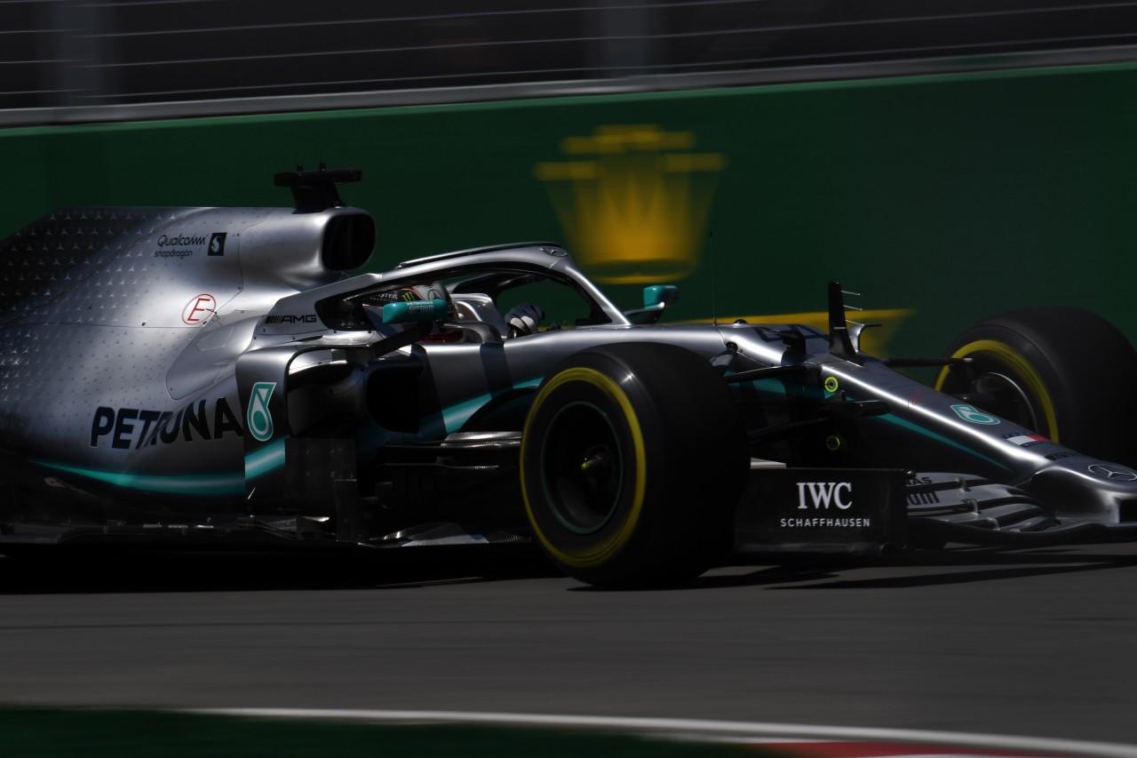 GP CANADA, 07.06.2019 - Prove Libere 1, Lewis Hamilton (GBR) Mercedes AMG F1 W10