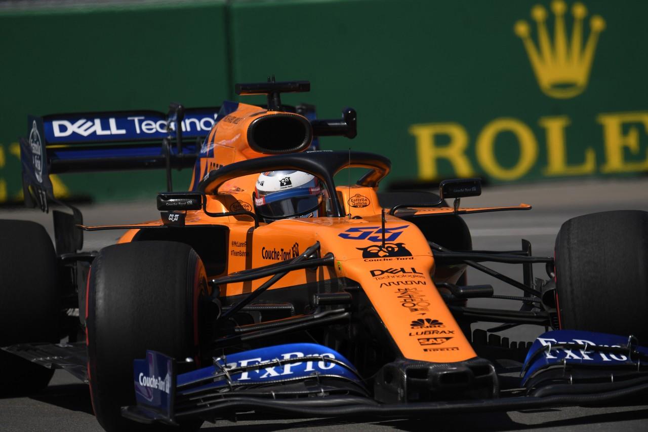 GP CANADA, 07.06.2019 - Prove Libere 1, Carlos Sainz Jr (ESP) Mclaren F1 Team MCL34
