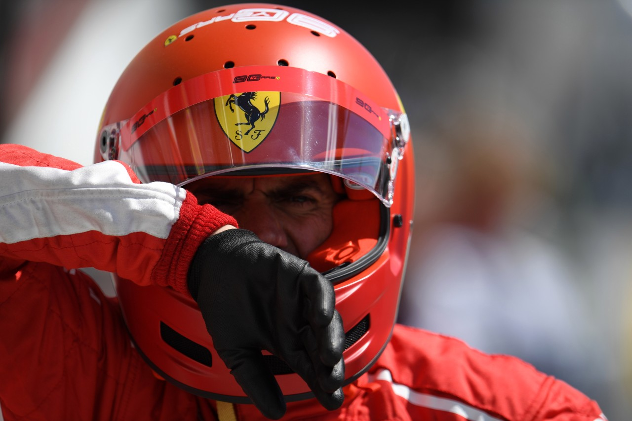 GP CANADA, 07.06.2019 - Prove Libere 2, Ferrari mechanic