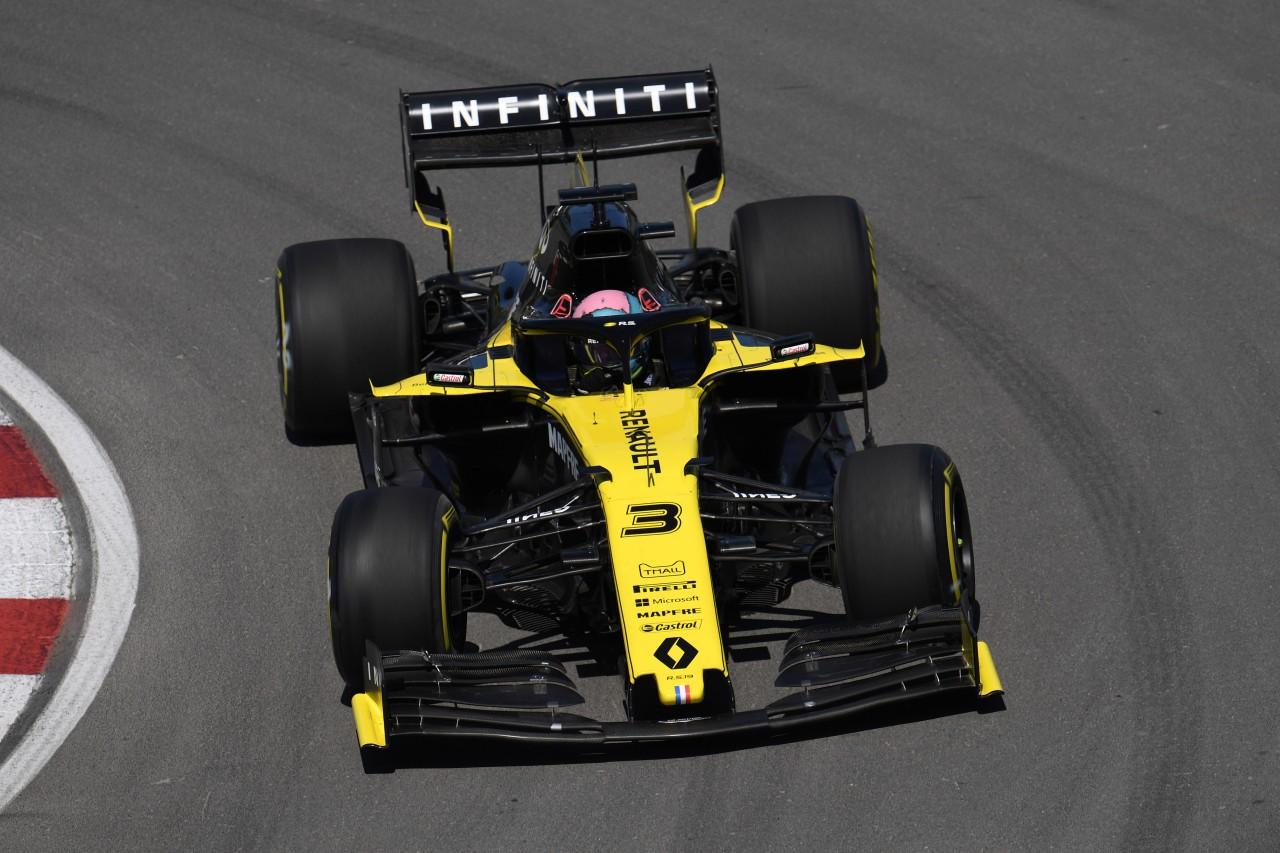 GP CANADA, 07.06.2019 - Prove Libere 1, Daniel Ricciardo (AUS) Renault Sport F1 Team RS19