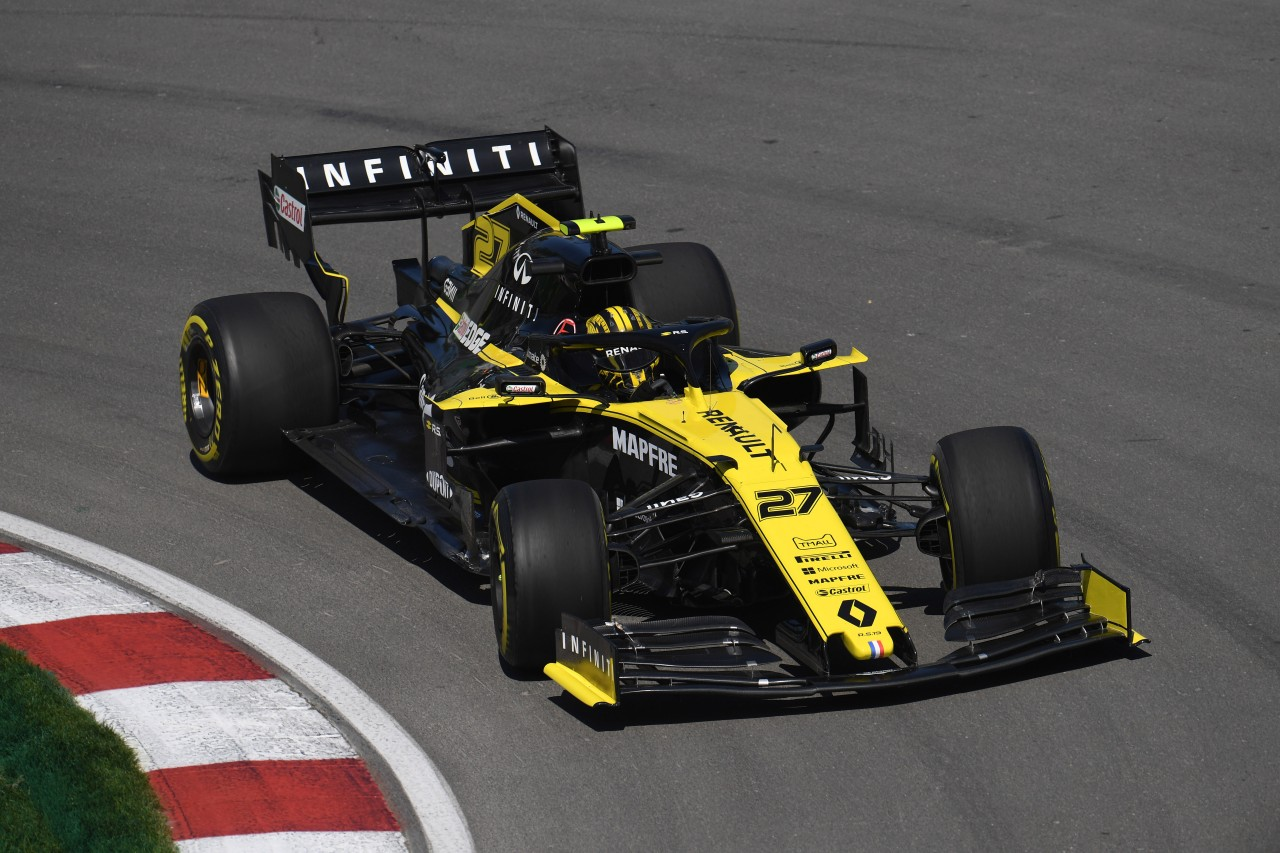 GP CANADA, 07.06.2019 - Prove Libere 1, Nico Hulkenberg (GER) Renault Sport F1 Team RS19