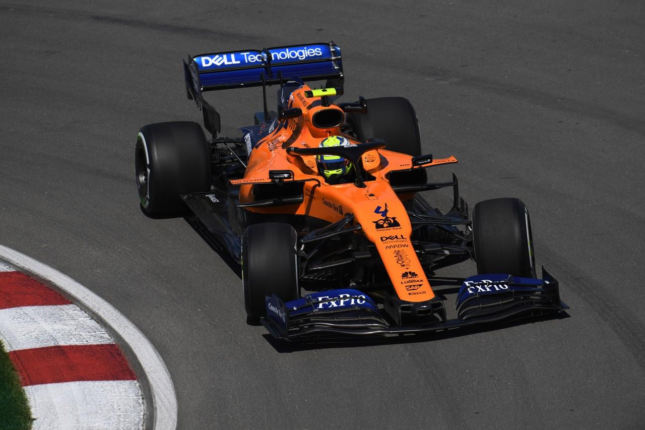GP CANADA, 07.06.2019 - Prove Libere 1, Lando Norris (GBR) Mclaren F1 Team MCL34