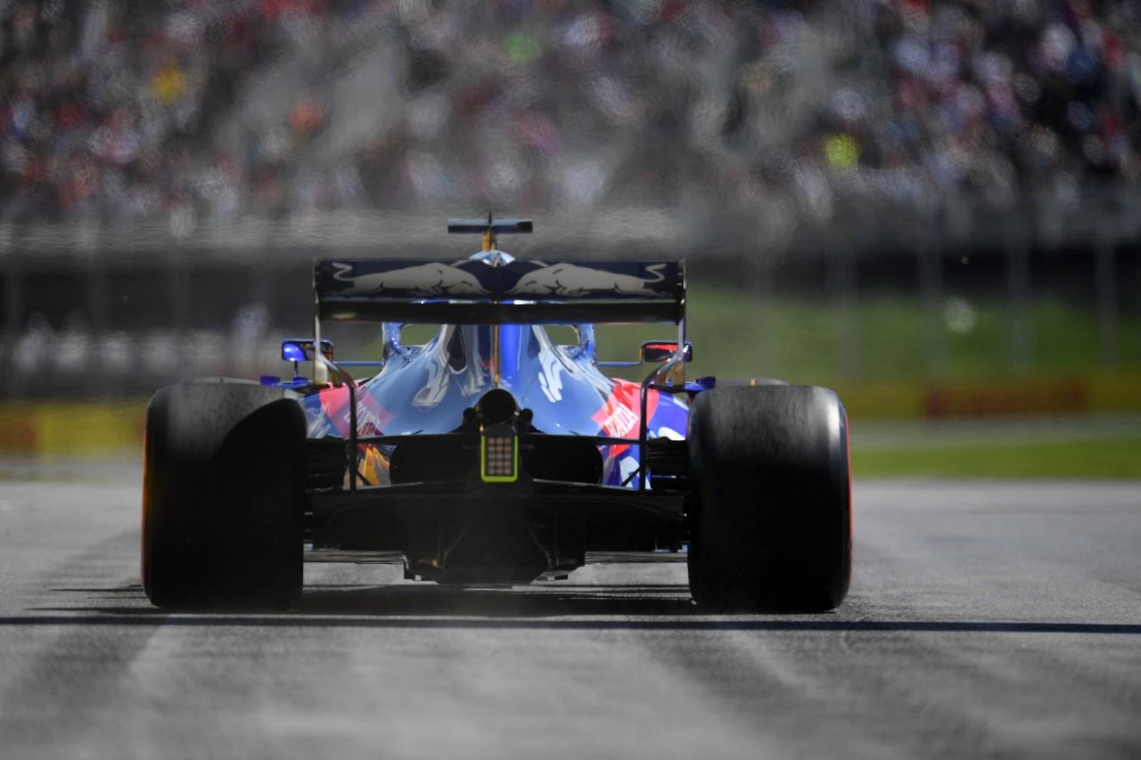 GP CANADA, 07.06.2019 - Prove Libere 2, Daniil Kvyat (RUS) Scuderia Toro Rosso STR14