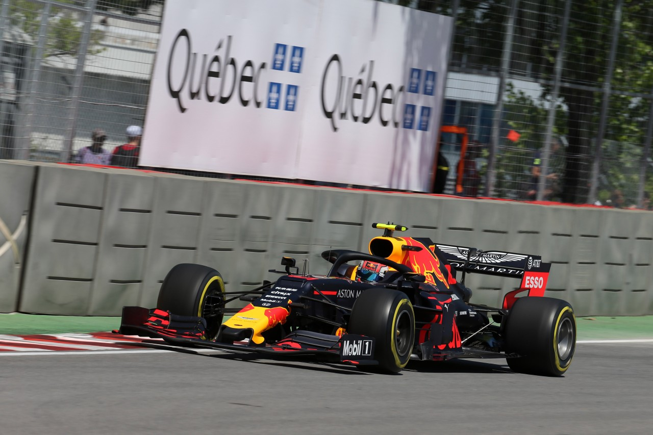 GP CANADA, 07.06.2019 - Prove Libere 1, Pierre Gasly (FRA) Red Bull Racing RB15