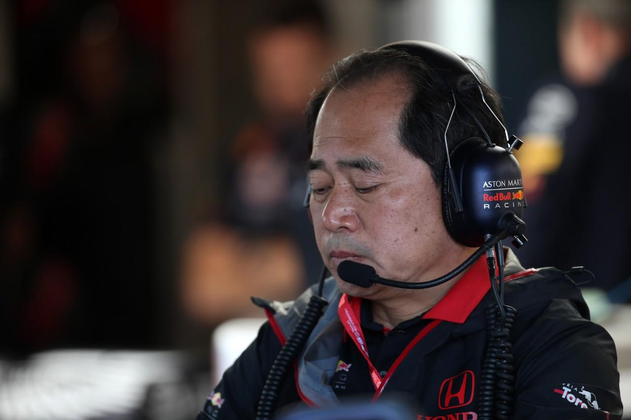 GP CANADA, 07.06.2019 - Prove Libere 1, Toyoharu Tanabe (JPN) Honda Racing F1 Technical Director