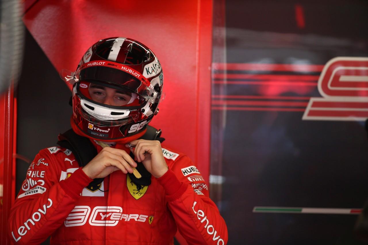 GP CANADA, 07.06.2019 - Prove Libere 1, Charles Leclerc (MON) Ferrari SF90