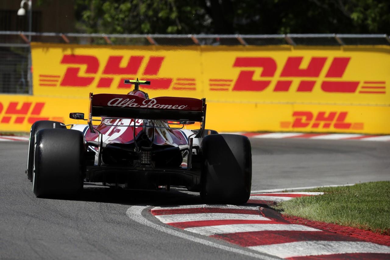 GP CANADA, 07.06.2019 - Prove Libere 2, Antonio Giovinazzi (ITA) Alfa Romeo Racing C38