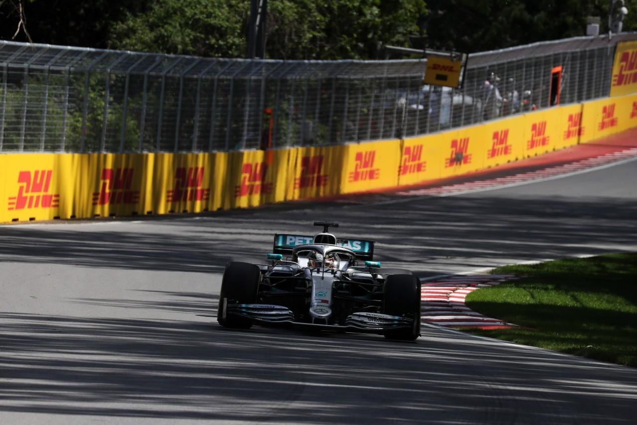 GP CANADA, 07.06.2019 - Prove Libere 2, Lewis Hamilton (GBR) Mercedes AMG F1 W10