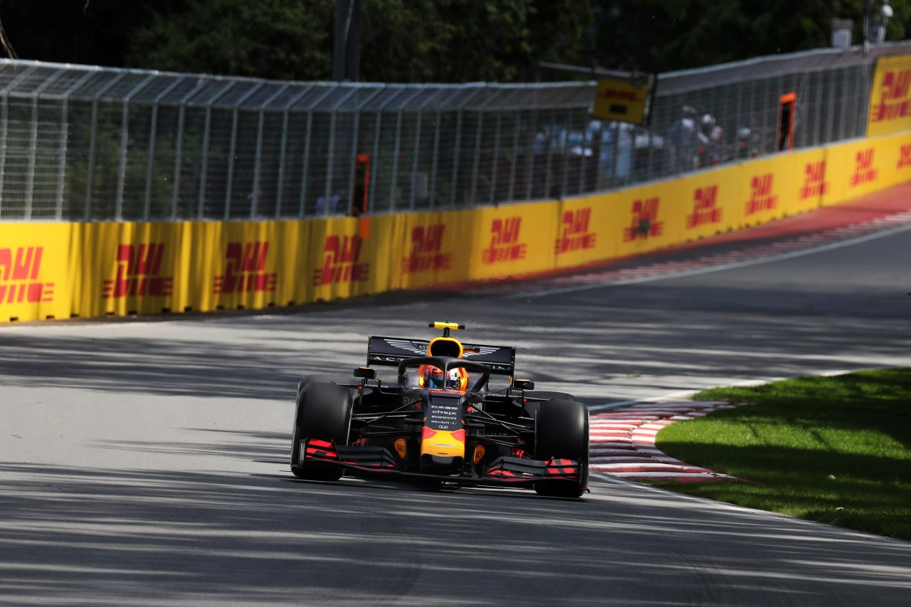 GP CANADA, 07.06.2019 - Prove Libere 2, Pierre Gasly (FRA) Red Bull Racing RB15