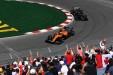 GP CANADA, 07.06.2019 - Free Practice 1, Lando Norris (GBR) Mclaren F1 Team MCL34 e Romain Grosjean (FRA) Haas F1 Team VF-19