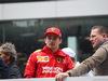 GP CINA, 14.04.2019- driver parade, Charles Leclerc (MON) Ferrari SF90