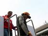 GP CINA, 14.04.2019- driver parade, Carlos Sainz Jr (ESP) Mclaren F1 Team MCL34