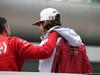 GP CINA, 14.04.2019- driver parade, Antonio Giovinazzi (ITA) Alfa Romeo Racing C38