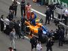 GP CINA, 14.04.2019- partenzaing grid, Carlos Sainz Jr (ESP) Mclaren F1 Team MCL34