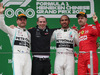 GP CINA, 1st place Lewis Hamilton (GBR) Mercedes AMG F1 W10, 2nd place Valtteri Bottas (FIN) Mercedes AMG F1 W10 e 3rd place Sebastian Vettel (GER) Ferrari SF90. 14.04.2019.