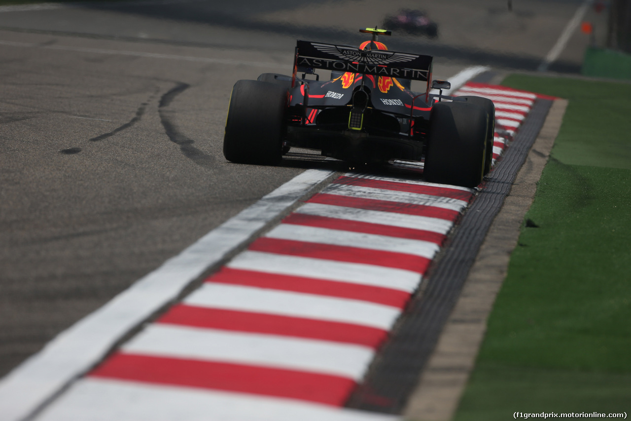 GP CINA, 12.04.2019- Prove Libere 1, Pierre Gasly (FRA) Redbull Racing RB15
