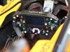 GP CINA, 11.04.2019- McLaren Renault MCL34 steering wheel