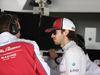 GP CINA, 12.04.2019- Free Practice 1, Antonio Giovinazzi (ITA) Alfa Romeo Racing C38