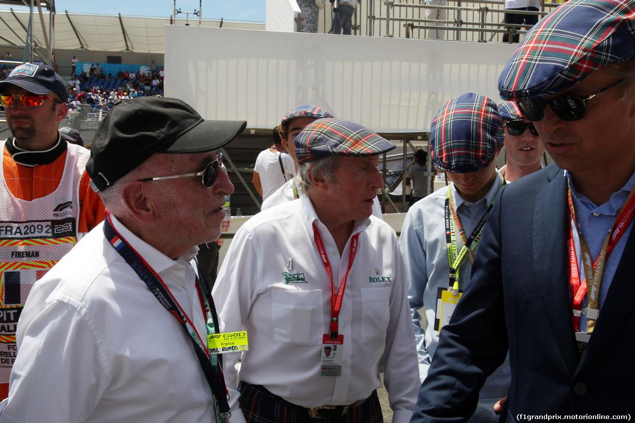 GP FRANCIA, 23.06.2019 - Sir Jackie Stewart (GBR)