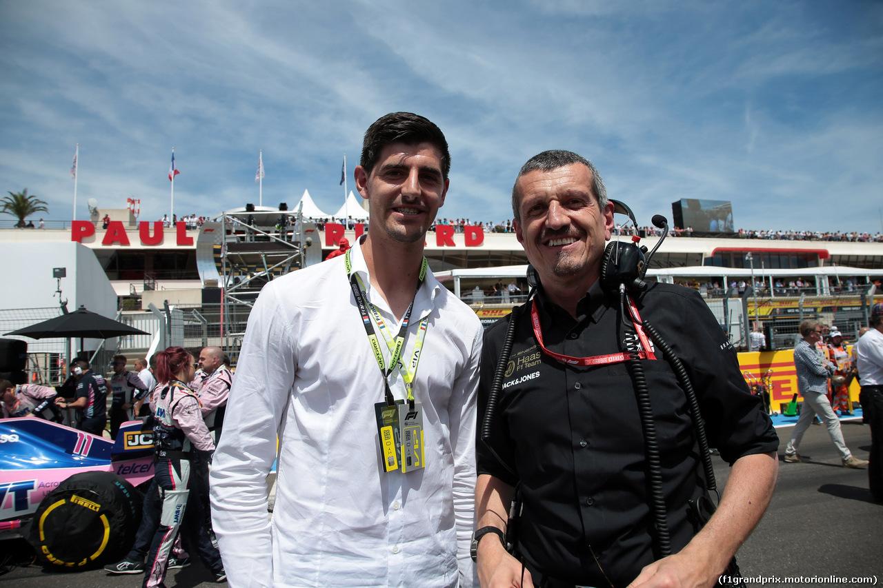 GP FRANCIA, 23.06.2019 - Gara, Guenther Steiner (ITA) Haas F1 Team Prinicipal