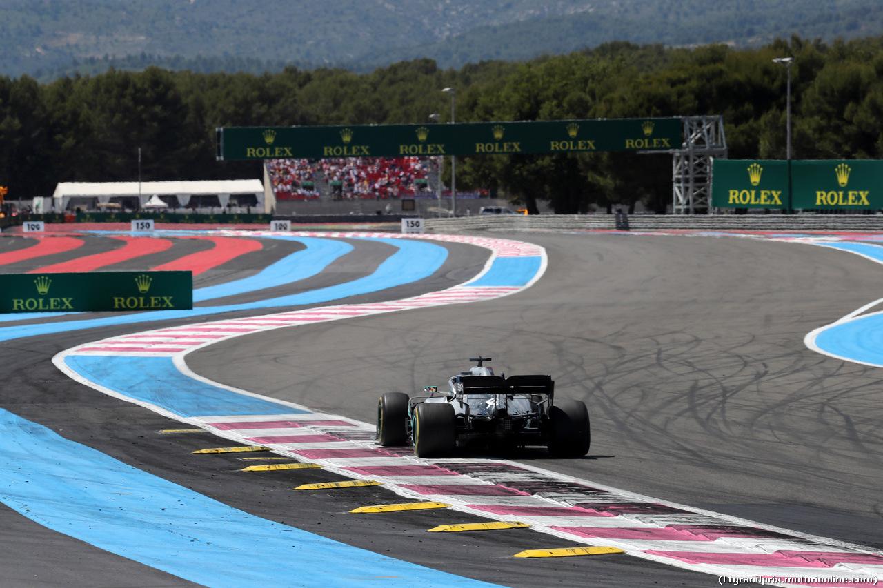 GP FRANCIA, 23.06.2019 - Gara, Lewis Hamilton (GBR) Mercedes AMG F1 W10
