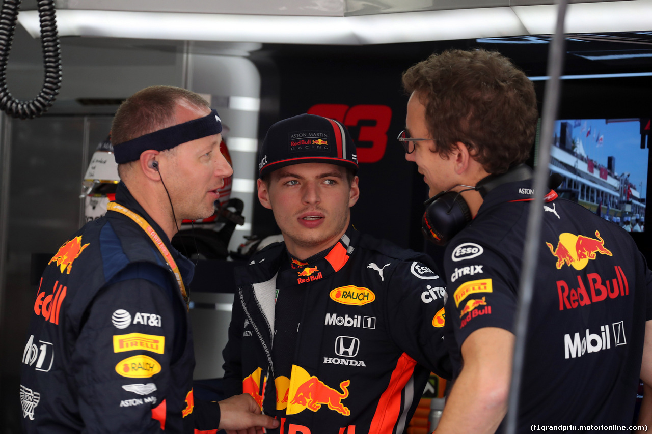GP FRANCIA, 23.06.2019 - Gara, Max Verstappen (NED) Red Bull Racing RB15