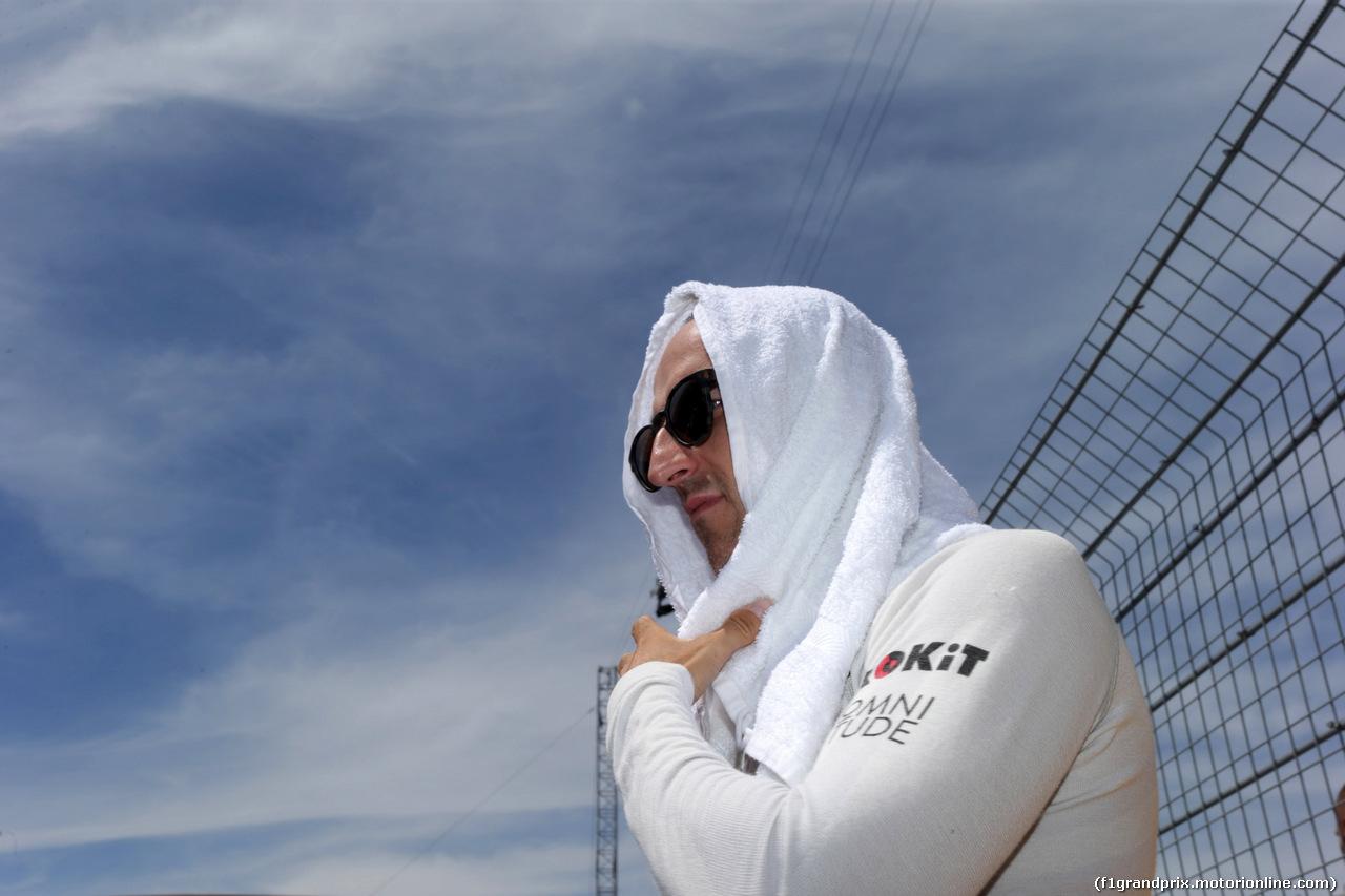GP FRANCIA, 23.06.2019 - Gara, Robert Kubica (POL) Williams Racing FW42
