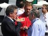 GP FRANCIA, 23.06.2019 - Louis Carey Camilleri, CEO of Ferrari  e Jean Todt (FRA), President FIA