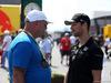 GP FRANCIA, 23.06.2019 - Philippe Bianchi. e Romain Grosjean (FRA) Haas F1 Team VF-19