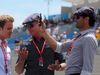 GP FRANCIA, 23.06.2019 - Nico Rosberg (GER), David Coulthard (GBR) e Mark Webber (AUS)