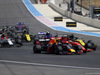 GP FRANCIA, 23.06.2019 - Gara, Pierre Gasly (FRA) Red Bull Racing RB15, Sebastian Vettel (GER) Ferrari SF90 e Daniel Ricciardo (AUS) Renault Sport F1 Team RS19