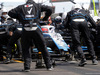 GP FRANCIA, 23.06.2019 - Gara, Pit stop, Robert Kubica (POL) Williams Racing FW42