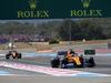 GP FRANCIA, 23.06.2019 - Gara, Carlos Sainz Jr (ESP) Mclaren F1 Team MCL34 davanti a Lando Norris (GBR) Mclaren F1 Team MCL34