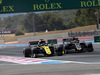 GP FRANCIA, 23.06.2019 - Gara, Daniel Ricciardo (AUS) Renault Sport F1 Team RS19 e Romain Grosjean (FRA) Haas F1 Team VF-19
