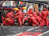 GP FRANCIA, 23.06.2019 - Gara, Pit stop, Sebastian Vettel (GER) Ferrari SF90