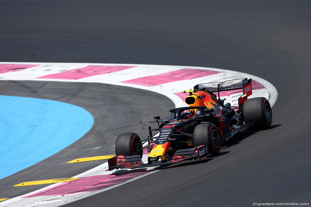 GP FRANCIA, 22.06.2019 - Prove Libere 3, Pierre Gasly (FRA) Red Bull Racing RB15